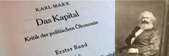Karl Marx' Das kapital